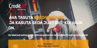 credit24 eesti arvustus