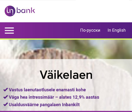 inbank eesti arvustus